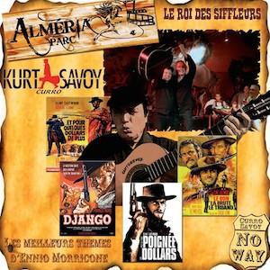 Western a L'Almeria Parc original soundtrack