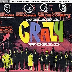 What a Crazy World original soundtrack