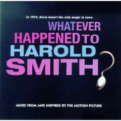 Whatever Happened to Harold Smith? original soundtrack