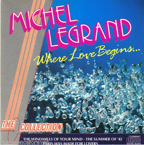Where Love Begins original soundtrack