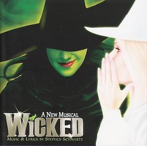 Wicked: Original Broadway Cast original soundtrack