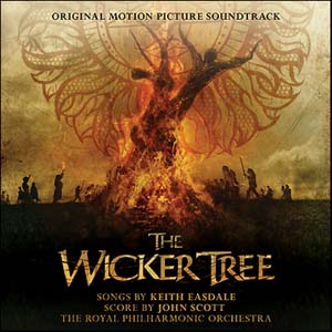 Wicker Tree original soundtrack