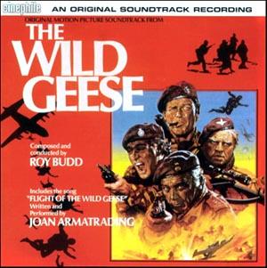 Wild Geese original soundtrack