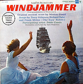 Windjammer original soundtrack