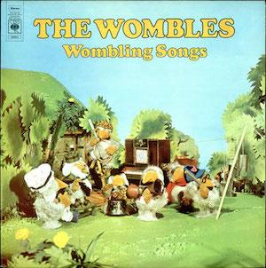 Wombles: Wombling Songs original soundtrack