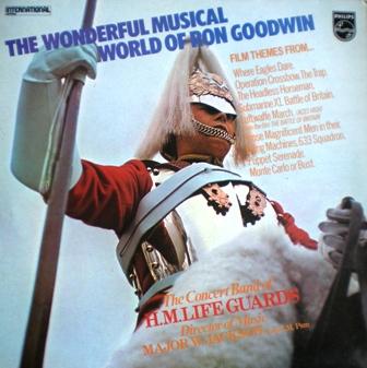 Wonderful Musical World of Ron Goodwin original soundtrack