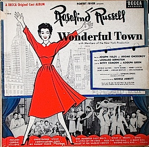 Wonderful Town original soundtrack