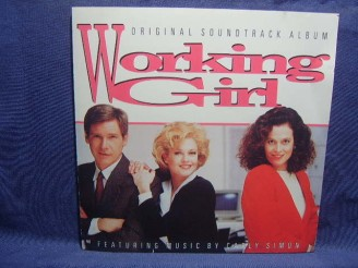 Working Girl original soundtrack