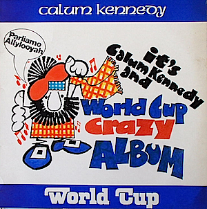 World Cup Crazy Album original soundtrack