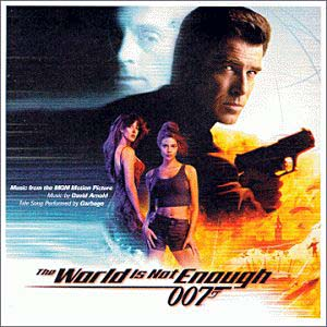 World is not Enough original soundtrack