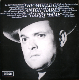 World of Anton Karas & Harry Lime original soundtrack
