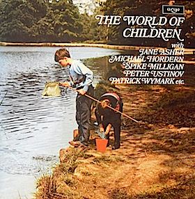 World of Children original soundtrack