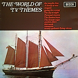 World of TV Themes original soundtrack