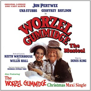 Worzel Gummidge original soundtrack