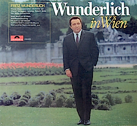 Wunderlich in Wien original soundtrack