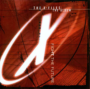 x-files: fight the future OST original soundtrack
