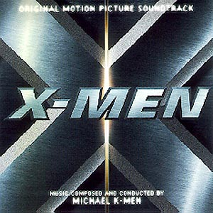 X Men original soundtrack