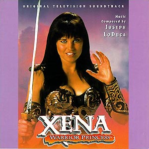 Xena: Warrior Princess original soundtrack