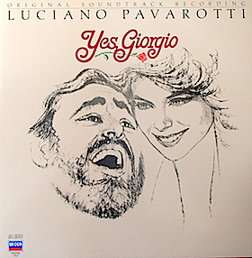 Yes, Giorgio original soundtrack