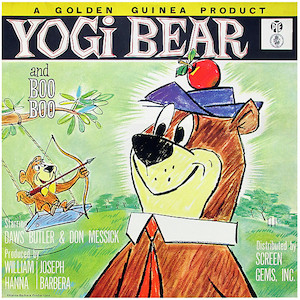 Yogi Bear and Boo Boo: hanna & barbera original soundtrack