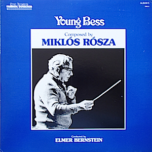 Young Bess original soundtrack