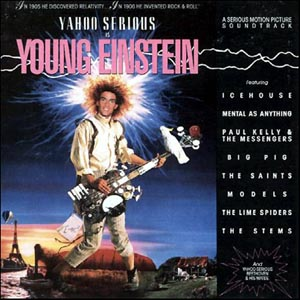 Young Einstein original soundtrack