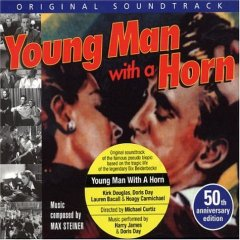 Young Man with a Horn original soundtrack