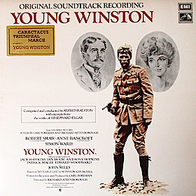 Young Winston original soundtrack