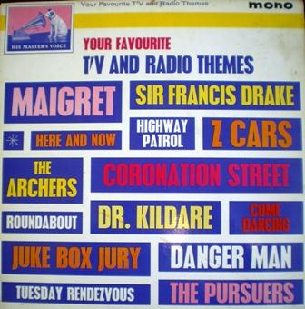 Your Favourite TV and Radio Themes original soundtrack