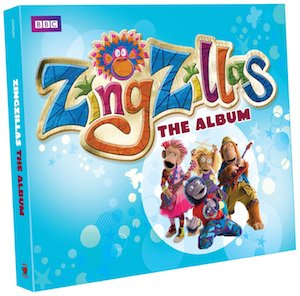 Zingzillas: the album original soundtrack