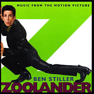 Zoolander original soundtrack