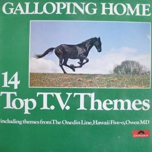Galloping Home original soundtrack