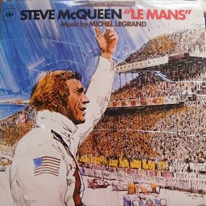 Le Mans original soundtrack