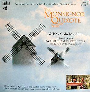 Monsignor Quixote original soundtrack