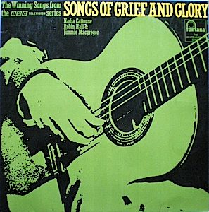 Songs of Grief and Glory original soundtrack