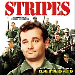 Stripes original soundtrack