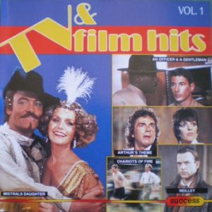 TV & Film Hits Vol.1 original soundtrack