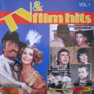 TV & Film Hits Vol.1 original soundtrack