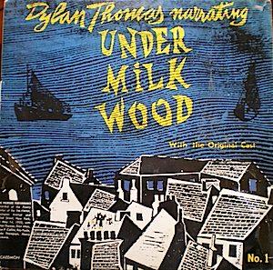 Under Milk Wood: record 1 original soundtrack