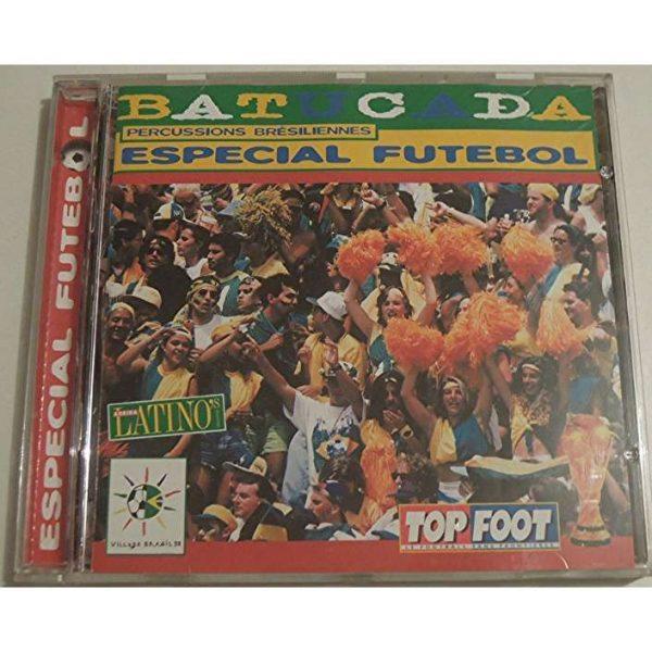 Percussions Brésiliennes - Especial Futebol original soundtrack