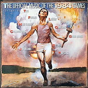 1984 Olympics: official music of the 1984 games original soundtrack