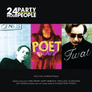 24 Hour Party People original soundtrack