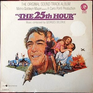 25th Hour original soundtrack