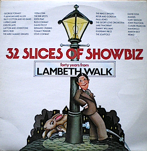 32 Slices of Showbiz original soundtrack