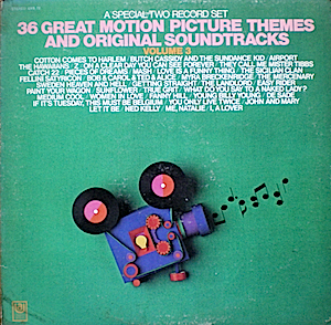 36 Great Motion Picture Themes and OSTs Vol.3 original soundtrack