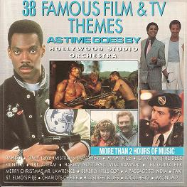 38 Famous Film & TV Themes original soundtrack