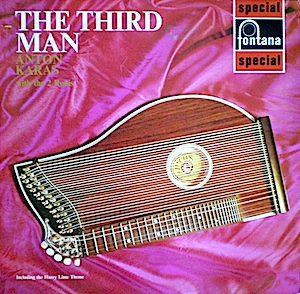 Third Man original soundtrack