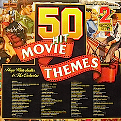 50 Hit Movie Themes original soundtrack