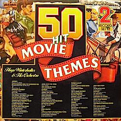 50 Hit Movie Themes original soundtrack