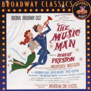 Music Man original soundtrack